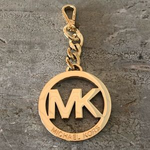♥️ Michael Kors ♥️ Gold Keychain